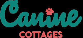 Canine cottages business logo