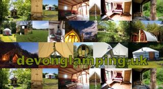 Devon Glamping logo