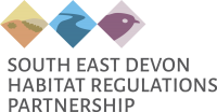 The South East Devon Habitat Regulations Partnership logo