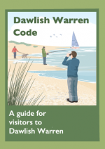 Illustrated front cover of the Dawlish Warren Code