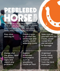 Front Cover of the Pebblebed Horse Code